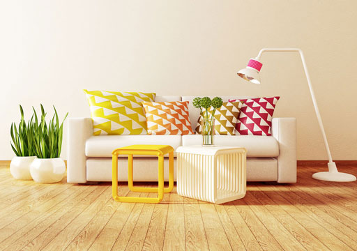 Moreton Bay Shire Newly Painted Living Room | Caboolture Painting & Decorating