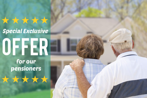 Special Exclusive Painting Offer for Pensioners | Caboolture Painting & Decorating